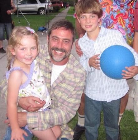 Морган Джеффри Дин и его дети