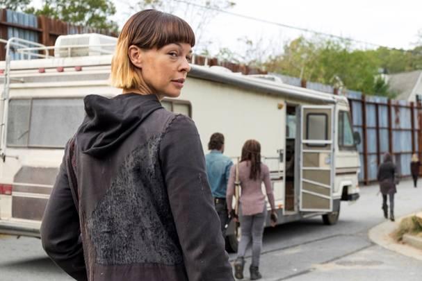 постоянные роли в 8 сезоне