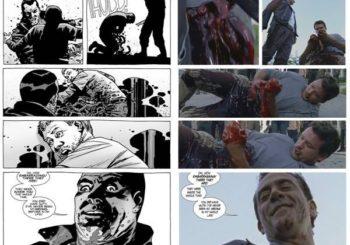 Ходячие мертвецы 7 сезон: Сериал против Комикса