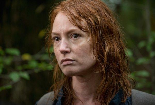 Пола заявила Мегги, что её ребенок не более, чем закуска для мертвецов