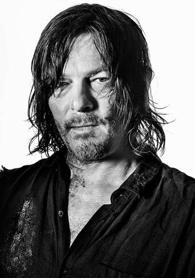 Норман Марк Ридус - Дэрил Диксон (The Walking Dead)