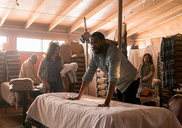 фото из Бойтесь Ходячих Мертвецов 3 сезон
