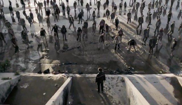 Бойтесь Ходячих Мертвецов трейлер