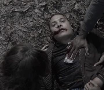 Бойтесь Ходячих Мертвецов 4 сезон 3-ой эпизод